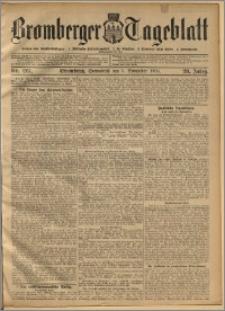 Bromberger Tageblatt. J. 28, 1904, nr 261