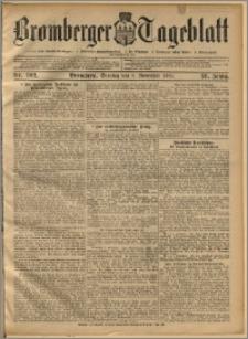 Bromberger Tageblatt. J. 28, 1904, nr 262