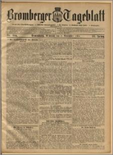 Bromberger Tageblatt. J. 28, 1904, nr 264