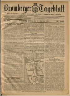 Bromberger Tageblatt. J. 28, 1904, nr 268