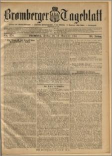 Bromberger Tageblatt. J. 28, 1904, nr 271