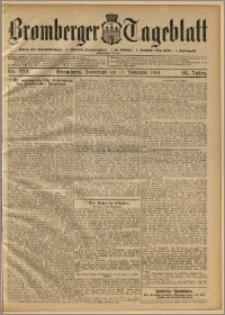 Bromberger Tageblatt. J. 28, 1904, nr 272