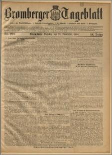 Bromberger Tageblatt. J. 28, 1904, nr 273