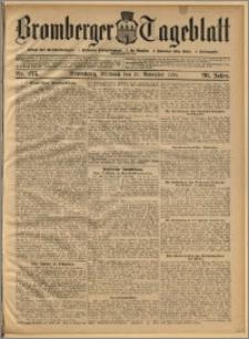 Bromberger Tageblatt. J. 28, 1904, nr 275