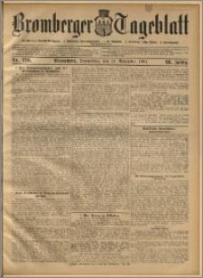 Bromberger Tageblatt. J. 28, 1904, nr 276