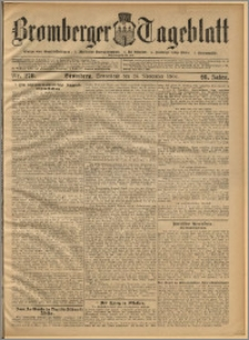 Bromberger Tageblatt. J. 28, 1904, nr 278