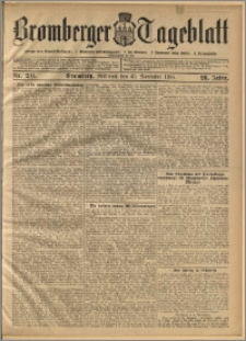 Bromberger Tageblatt. J. 28, 1904, nr 281