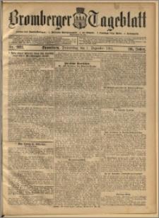 Bromberger Tageblatt. J. 28, 1904, nr 282