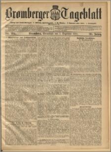 Bromberger Tageblatt. J. 28, 1904, nr 284