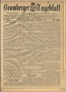 Bromberger Tageblatt. J. 28, 1904, nr 286