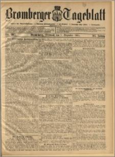 Bromberger Tageblatt. J. 28, 1904, nr 287