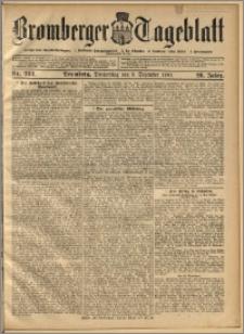 Bromberger Tageblatt. J. 28, 1904, nr 288