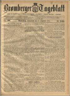 Bromberger Tageblatt. J. 28, 1904, nr 290