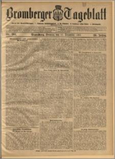 Bromberger Tageblatt. J. 28, 1904, nr 291