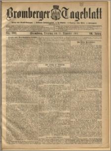 Bromberger Tageblatt. J. 28, 1904, nr 292