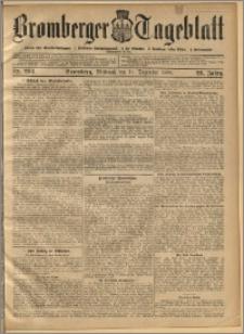 Bromberger Tageblatt. J. 28, 1904, nr 293