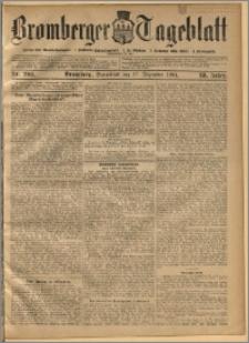 Bromberger Tageblatt. J. 28, 1904, nr 296
