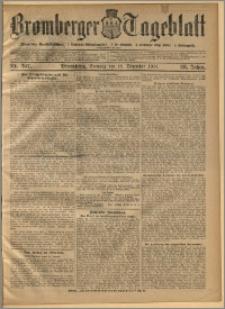 Bromberger Tageblatt. J. 28, 1904, nr 297