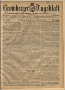 Bromberger Tageblatt. J. 28, 1904, nr 298