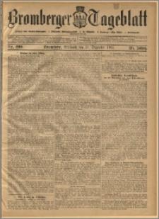 Bromberger Tageblatt. J. 28, 1904, nr 299