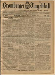 Bromberger Tageblatt. J. 28, 1904, nr 300
