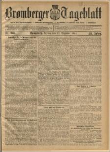 Bromberger Tageblatt. J. 28, 1904, nr 301