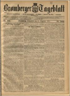 Bromberger Tageblatt. J. 28, 1904, nr 302