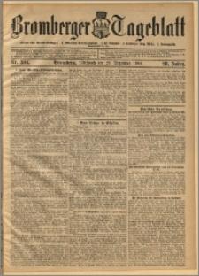 Bromberger Tageblatt. J. 28, 1904, nr 304