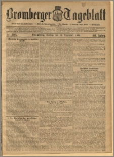Bromberger Tageblatt. J. 28, 1904, nr 306