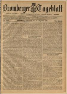 Bromberger Tageblatt. J. 28, 1904, nr 307