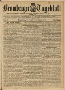 Bromberger Tageblatt. J. 29, 1905, nr 6