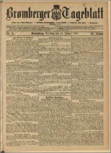 Bromberger Tageblatt. J. 29, 1905, nr 8