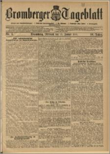 Bromberger Tageblatt. J. 29, 1905, nr 9