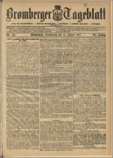 Bromberger Tageblatt. J. 29, 1905, nr 10