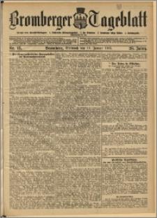 Bromberger Tageblatt. J. 29, 1905, nr 15