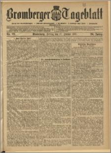 Bromberger Tageblatt. J. 29, 1905, nr 23