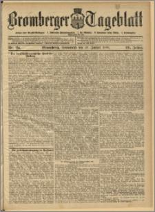 Bromberger Tageblatt. J. 29, 1905, nr 24