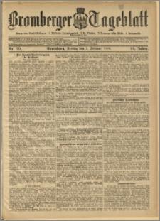 Bromberger Tageblatt. J. 29, 1905, nr 29