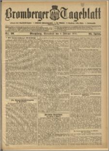 Bromberger Tageblatt. J. 29, 1905, nr 30