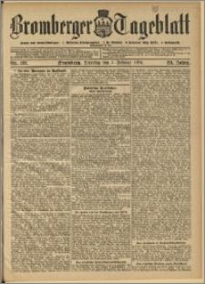 Bromberger Tageblatt. J. 29, 1905, nr 32