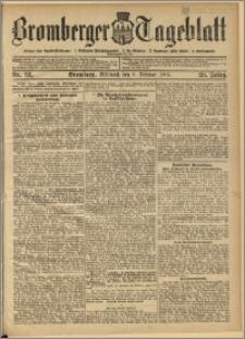 Bromberger Tageblatt. J. 29, 1905, nr 33