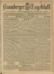 Bromberger Tageblatt. J. 29, 1905, nr 35