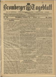 Bromberger Tageblatt. J. 29, 1905, nr 36