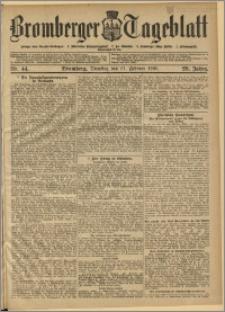 Bromberger Tageblatt. J. 29, 1905, nr 44
