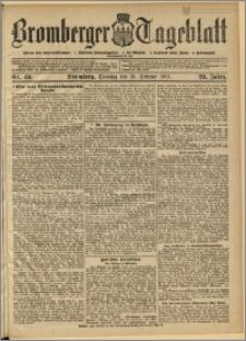 Bromberger Tageblatt. J. 29, 1905, nr 49