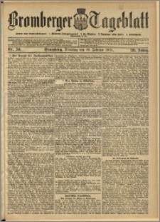 Bromberger Tageblatt. J. 29, 1905, nr 50