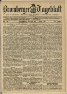 Bromberger Tageblatt. J. 29, 1905, nr 51