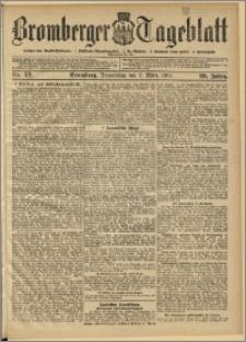 Bromberger Tageblatt. J. 29, 1905, nr 52