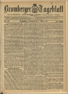 Bromberger Tageblatt. J. 29, 1905, nr 54