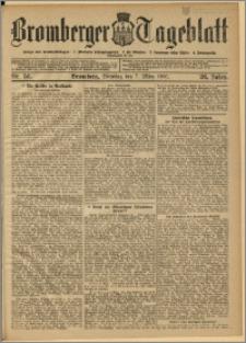 Bromberger Tageblatt. J. 29, 1905, nr 56